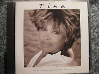 CD Tina Turner / What's Love got to do with it – Album 1993
