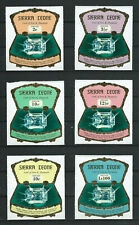 STAMPS: SIERRA LEONE: SG545-556 1970 MNH DIAMOND INDUSTRY