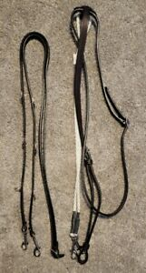 NWT - NEW - Fennell's Leather German Martingale - English, Saddleseat, Hunt