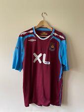 West Ham Football Shirt XL