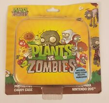 Plants VS Zombies Nintendo 2DS carry case RARE BNIP Collectable Wrist Strap New