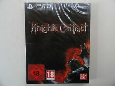 Knights Contract (ps3) Neuf neuf dans sa boîte allemand *** USK 18 ***