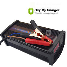 New 24V 15A Battery Charger for Coach/Heavy Machinery/Cleaner/Forklift/Sweeper