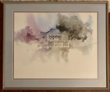 Michael Atkinson Granddad's House Signed And Numbered Print