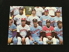 A.L. ALL STAR TEAM ODD BALL 1976 BASEBALL CARD MUNSON, ROD CAREW, RANDOLPH,