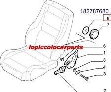 182787680 Mostrina Interna Regolazione Sedile  Fiat Barchetta  Originale