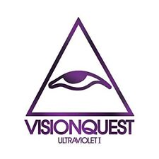 VISIONQUEST ULTRAVIOLET I- BENOIT & SERGIO,DINKY,TALE OF US/+    3 CD NEUF