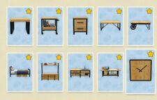 Animal Crossing New Horizons All 10 Ironwood Items DIY Recipes