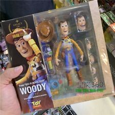"""6"""" Kaiyodo Revoltech Woody Action Figure Toy Story Collection Toy Gift"""