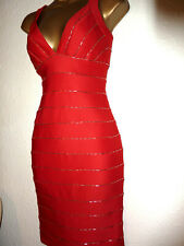 Red Party/Cocktail dress size 8UK Super Glamorous and Sexy