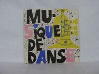 MUSIQUE DE DANS SOVIET DANCE MUSIC BALKANTON VINYL MADE IN BULGARIA 208A-B #1683