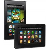 "Amazon Kindle Fire HD 3rd Gen 8GB Wi-Fi 7"" Black Tablet  P48WVB4 NEW OTHER"