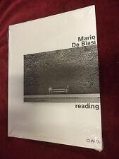 MARIO DE BIASI. READING - M. C. Didero e G. Scimè - CHARTA