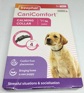 Beaphar CaniComfort Calming Collar for -Puppy - For Stress & Anxiety Relief