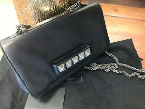 Valentino Damen Tasche schwarz Original