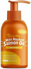 Pure Wild Alaskan Salmon Oil for Dog Cat EPA DHA Fatty Acids for Skin & Coat 8oz