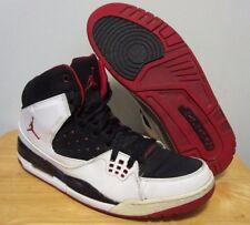 RARE 2013 Air Jordan SC-1 Black Red Bred White Men's Basketball Shoes size 13