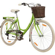 Damenfahrrad 28 Zoll Citybike Galano Valencia Hollandrad Fahrrad hellgrün B-Ware
