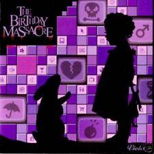 THE BIRTHDAY MASSACRE Violet CD 2004