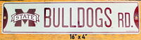 Street Sign Bulldogs Rd NCAA Lic.colorful picture Mississippi State University