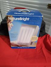Nature Bright SunTouch Plus Light and Ion Therapy , excellent condition in box