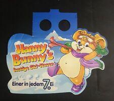 "Original Palettenanhänger ""Hanny Bunnys"" Deutschland 1996 Serien"