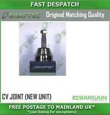 CV1113N 3410 OUTER CV JOINT (NEW UNIT) FOR VOLKSWAGEN LUPO 1.6 12/00-12/05