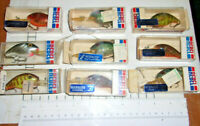 Rebel Deep Wee R Crankbait Lures or suspend r lures you choose one  naturalized