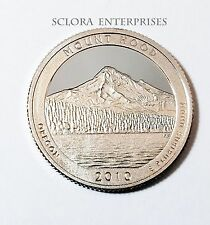 2010 S MOUNT HOOD *90% SILVER PROOF* QUARTER   **FREE SHIPPING**