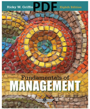 PDF   Fundamentals of Management by Ricky W. Griffin 8th Edition
