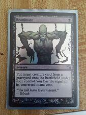 Reanimate - Foil played MTG Graveborn Magic