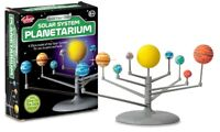 SOLAR SYSTEM BUILD PAINT PLANETARIUM SCIENCE ASTRONOMY KID BIRTHDAY PRESENT GIFT
