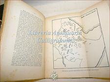 ECONOMIA: Pellegrineschi, ETIOPIA ASPETTI ECONOMICI 1936 Principato Tavole Carte