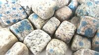 K2 Granite Tumbled Stone 25mm Qty1 Reiki Healing Crystals by Cisco Traders