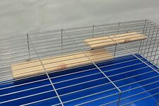 2 pack Pine SHELF-PLATFORM for Chinchilla Rat Degu Chipmunk Parrot Cage