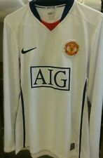 NWT Authentic Nike 2008 Manchester United Player Issue GIGGS L/S Jersey