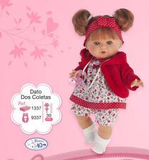 Antonio Juan Dos Coletas 12 Inch Doll Red Sweater 1337