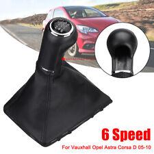 6 velocità Pomello cambio per Vauxhall Opel Astra Corsa D Zafira B 05-10 Z3P2