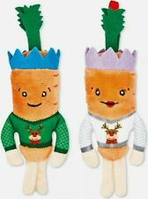 Aldi Kevin and Katie In Jumper Decorations Kevin The Carrot 2020 range 🥕