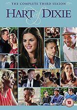 Hart of Dixie Complete Series 3 DVD All Episodes Third Season Original UK NEW R2