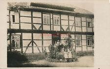 Ak, Foto, Haus in Niederwürschnitz, Sachsen, (N)1870