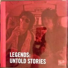 """Ray-Ban """"Legends:Untold Stories"""" 75th Anniversary Limited-Edition Book Red Cover"""