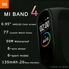Xiaomi Mi Band 4 Smart Watch Wristband Amoled Bluetooth 5 Heart Monitor Water