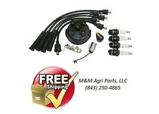 Massey Ferguson Tune Up Kit Wires Plug Points Cap Rotor TO20 TO30 TO35 50 135