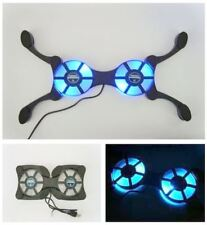 Microsoft Xbox/One/X/S/360 Cooling Stand/Pad With Ultra-Blue LED Vortex® Fans