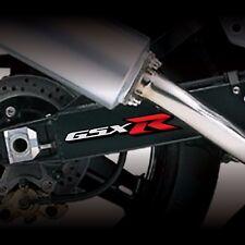 GSX-R graphic Swingarm decals stickers set RED FITS: Suzuki GSXR 600 750 1000
