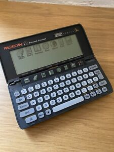 Psion Series 3a PDA. Some physical damage but works fine. With soft case.