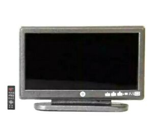 Doll House Accessories 1:12th Miniature Mini TV Set with Control
