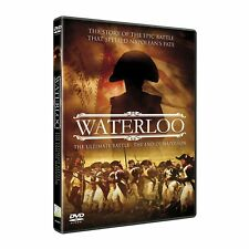 Waterloo The Ultimate Battle The End of Napoleon DVD