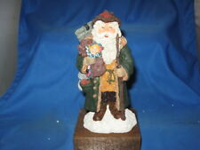 "June McKenna 1997 Personal Appearance Piece Ix ""Coming To Town"" Santa*"